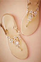 BHLDN Luz Sandals