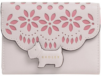 Radley Crest Broderie Small Trifold Purse