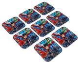"""Justice League 9"""" Paper Plates - 8ct"""