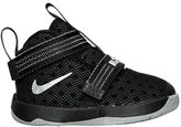 Nike Boys' Toddler LeBron Zoom Soldier 10 Basketball Shoes