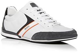 HUGO BOSS Men's Saturn Low Top Sneakers