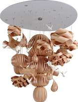 LZF Candelabro 15 Dimmable Suspension Lamp