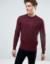 Tommy Hilfiger Cashmere Blend Crew Neck Sweater