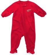 Reebok Baby Detroit Red Wings Footed Pajamas