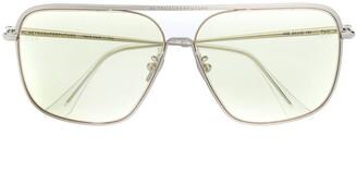 RetroSuperFuture Aviator Frame Sunglasses