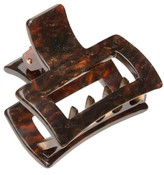 France Luxe Small Cutout Jaw Clip