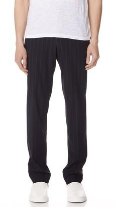 Theory Men's Graham Dashed Pinstripe Pants