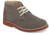 Steve Madden Boy's Baden Perforated Chukka Shoe
