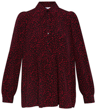 Gerard Darel Crepe Millie Shirt