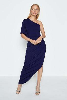 Coast One Shoulder Jersey Maxi Dress