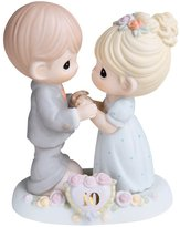 "Precious Moments A Decade Of Dreams Come True"" Figurine"