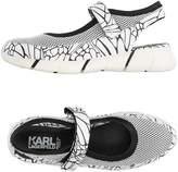 Karl Lagerfeld Ballet flats