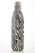 Swell S'Well 'The Exotics Collection - Zebra' Insulated Stainless Steel Water Bottle