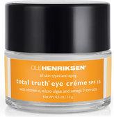 Ole Henriksen Total truthTM eye crème 15g