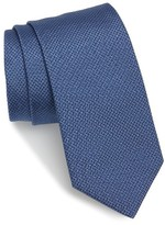 HUGO Men's Boss Dot Silk Tie