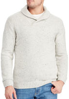 Chaps Big and Tall Shawl Collar Sweater