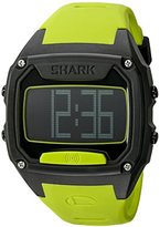 Freestyle Unisex 10025777 Shark Tooth Digital Display Japanese Quartz Yellow Watch