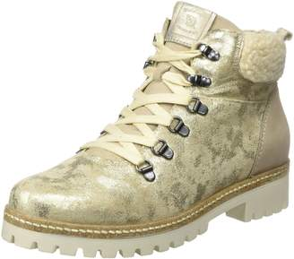 Waldläufer Women's Hanako Combat Boots