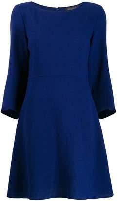 Antonelli mid-length shift dress