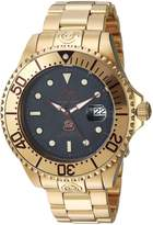 Invicta Men's 'Connection' Automatic and Stainless Steel Casual Watch, Color:Gold-Toned (Model: 24766)