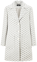 Four Seasons Spot Coat, Grey