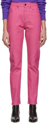 Calvin Klein Jeans Est. 1978 Pink Narrow Jeans