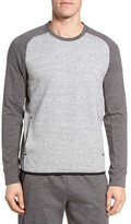 Zella Men's Magnetite Fleece T-Shirt