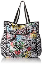 gx by Gwen Stefani Leni Tote Weekender Bag