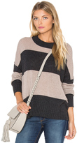 360 Sweater Toni Stripe Cashmere Sweater