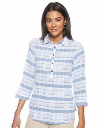 Columbia Women's Summer Ease Popover Tunic Shirt