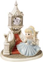 Precious Moments Disney Cinderella LED Clock Figurine