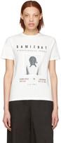 Yang Li Off-white Album Artwork T-shirt