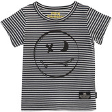 Munster Smiley Rollin Striped T-Shirt