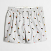 J.Crew Factory Rooster boxers