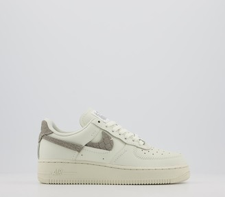 Nike Force 1 07 Trainers Seaglass Light Armory Lxx