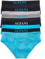 Alfani Men's 5-Pk. Cotton Briefs, Created for Macy's