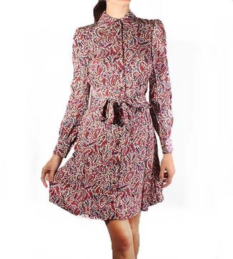 MICHAEL Michael Kors Lush Paisley Garden Dress