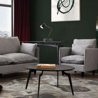 Diamond Sofa Eclipse Coffee Table with Tray Top