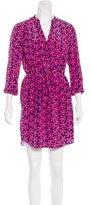 Diane von Furstenberg Freya Silk Dress
