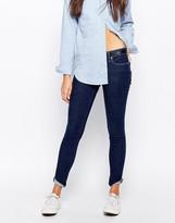 Levi's Levis 711 Skinny Jeans With Raw Hem