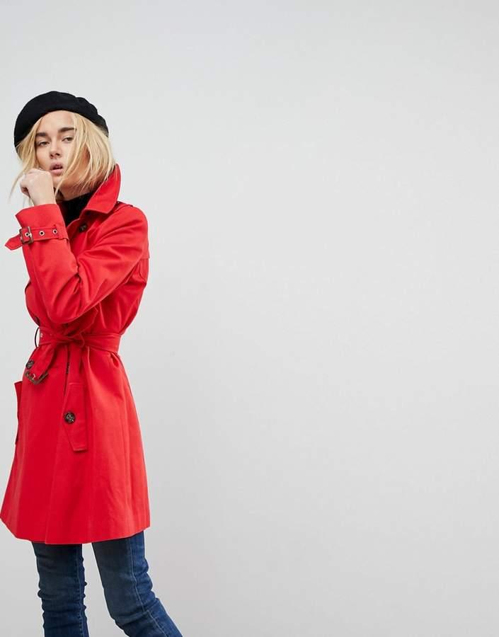 Asos Design DESIGN classic trench coat