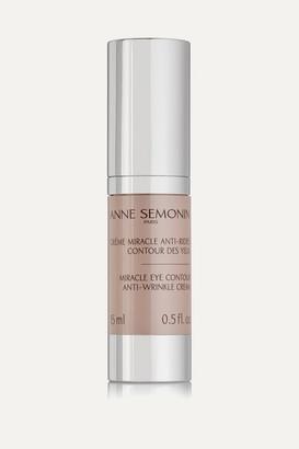 ANNE SEMONIN Miracle Eye Contour Anti-wrinkle Cream, 15ml - Colorless