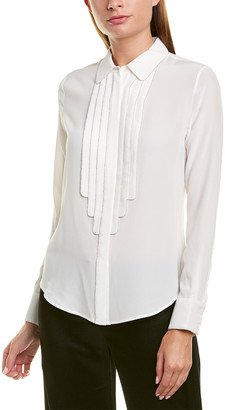 Alexis Silk Shirt