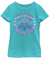 Fifth Sun Tahiti Blue 'Rodeo Princess' Tee - Toddler & Girls