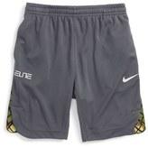 Nike Elite Key Dri-FIT Shorts (Toddler Boys & Little Boys)