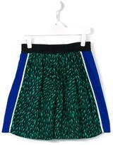 Kenzo patterned casual skirt