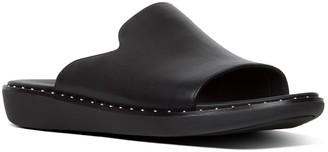 FitFlop Saffi Leather Slide Sandal