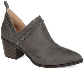 Journee Collection Womens Sophie Stacked Heel Sophie Booties