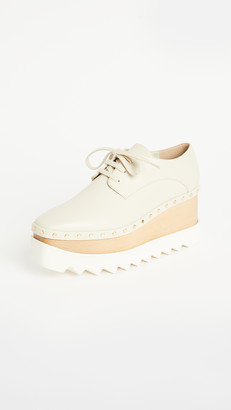 Stella McCartney Elyse Lace Up Oxfords