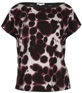 St Martins Erica Rap41 Wide Neck Top